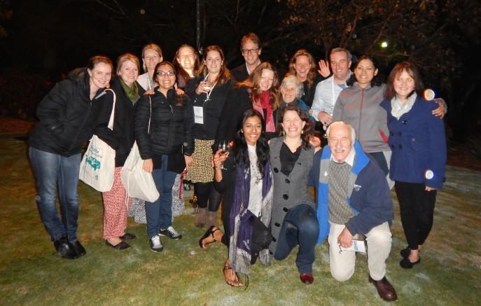 The NZ crew at WDA