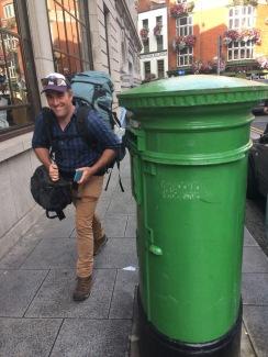 Dublin backpacking