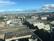 View from the Guinness Storehouse
