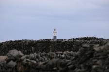 Rockwalls and Lighthouse, Inisheer Island