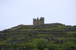 Castle ruins, Inisheer Island